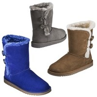 Women's Kamar Genuine Suede Boots Collection
