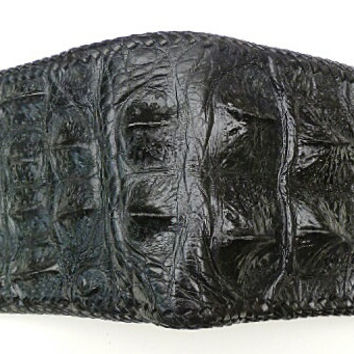 Exotic Genuine Crocodile Leather Wallet