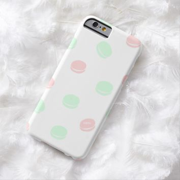Claire Blossom Macaroon Barely There iPhone 6 Case