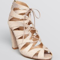Delman Darci Sandals - High Heel