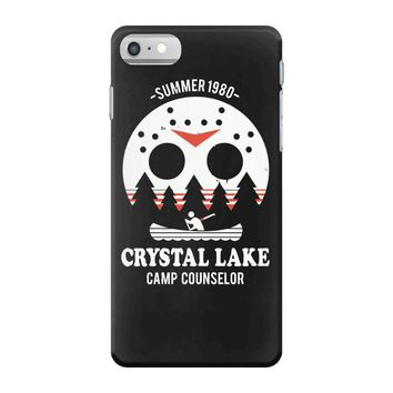 crystal lake camp counselor iPhone 7 Case