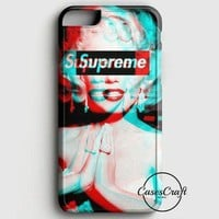 Supreme Monroe iPhone 8 Plus Case | casescraft