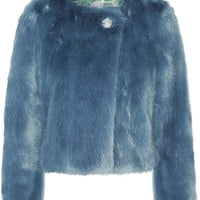 Shrimps - Muffin faux fur coat