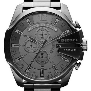 Mega Chief Bracelet Watch, 51mm