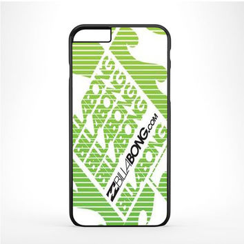 billabong green white Iphone 6 Plus | 6s Plus Case