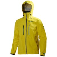Helly Hansen Odin Traverse Jacket - Men's Large - Bright Yellow