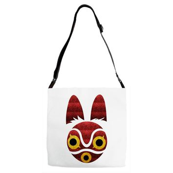 Mononoke Mask Adjustable Strap Totes