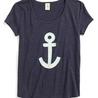 Tucker + Tate 'Dockside' Graphic Tee (Big Girls)