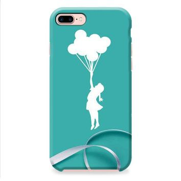 BANKSY BALOON TIFFANY CO iPhone 8 | iPhone 8 Plus Case