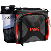 Fit And Fresh Jaxx Fitpak With Portion Control Container Set - Mens - Black And Red - 1 Count