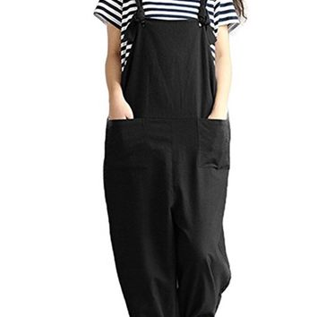 Overall Sweatpants for women