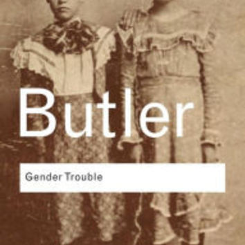 Gender Trouble: Feminism and the Subversion of Identity / Edition 1