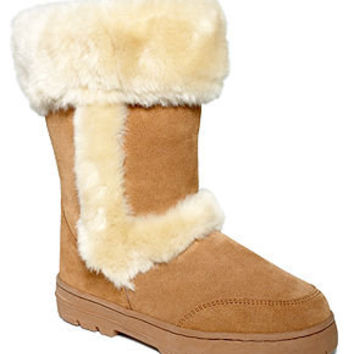 Style&co. Shoes, Witty Faux-Fur Cold Weather Boots - Winter & Rain Boots - Shoes - Macy's