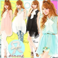 Rakuten: [hem イレヘム ♪ color flare no sleeve tunic blouse |] P]It has been had ◆- Shopping Japanese products from Japan