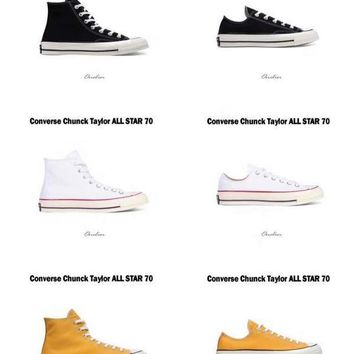 Converse Chuck Taylor 1970s 6 Style Sneaker
