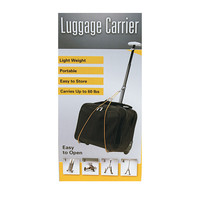 Ultralight Portable Luggage Carrier