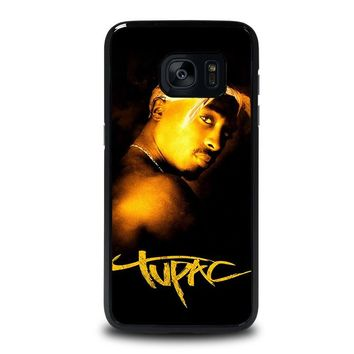 TUPAC SHAKUR Samsung Galaxy S7 Edge Case Cover