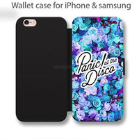Panic At The Disco Poster iPhone 6s case, Wallet iPhone case, samsung wallet