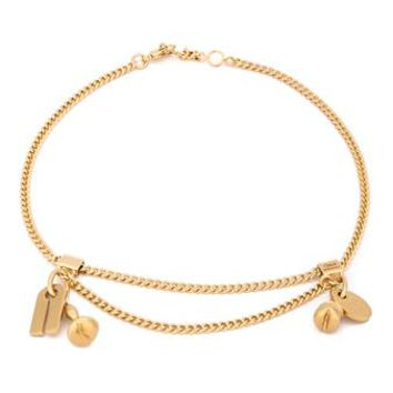 CHLOÉ | Janis Anklet | Womenswear | Browns Fashion