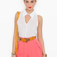 Fresh Air Blouse in  Clothes at Nasty Gal