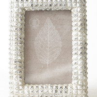 Tatiana Metallic Photo Frame - $20.00 : ThreadSence, Women's Indie & Bohemian Clothing, Dresses, & Accessories