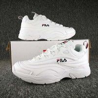 Fila Women Men Fashion relaxation exercise shoes