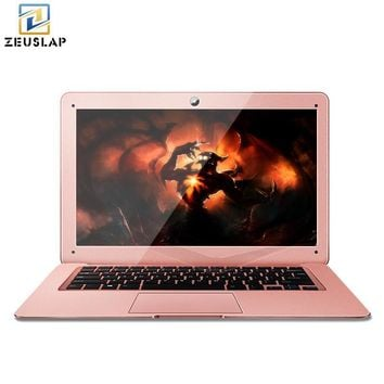 ZEUSLAP 8GB Ram+240GB SSD Ultrathin Quad Core Fast Boot Windows 7/10 System Laptop Notebook Computer for Office Home School