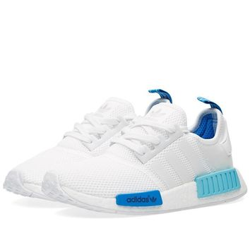 "shosouvenir £º""Adidas"" NMD Boost Fashion Trending White Leisure Running Sports Shoes"