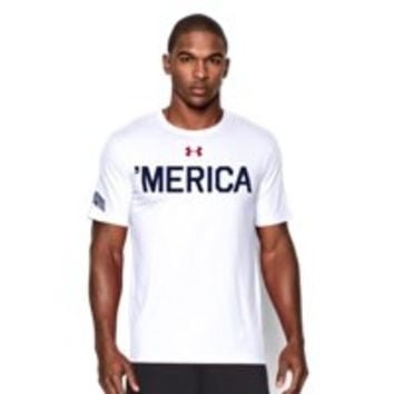Under Armour Men's UA 'Merica T-Shirt