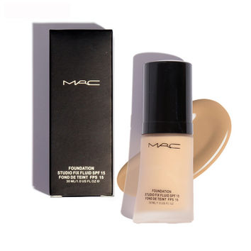 Makeup Primer Face Foundation Brand Moisturizer Liquid Foundation Fix Fond De Teint Oil-control Concealer Cosmetic