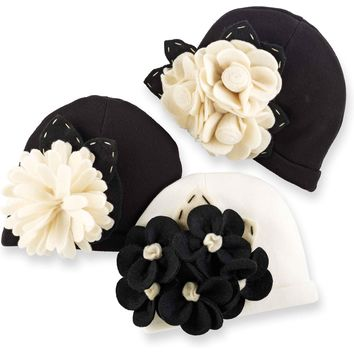Mud Pie-TJ Felt Flower Hat
