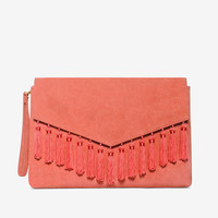 White House | Black Market Tassel Clutch