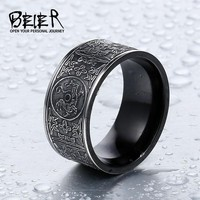 Cool Unique Animal Ring For Man Stainless Steel