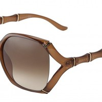 Gucci Sunglasses - 3508 / Frame: Brown Lens: Brown Gradient Polarized