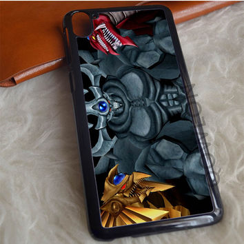 Yu Gi Oh Three Monster HTC Desire 826 Case