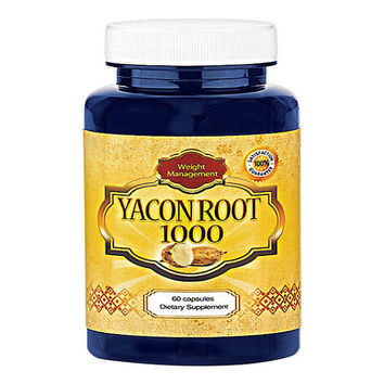 Totally Products Yacon Root Extract Natural Weight Loss Supplement - trim your belly and lose inches without dieting