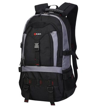 KAKA Sports Water Resistant Large Capacity Backpack