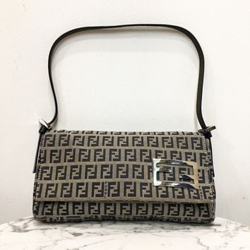 Fendi Flap Handbag