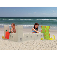 The Sand Castle Building Set