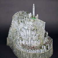 Lord of the Rings Return of the King Minas Tirith Sideshow Weta Collectible 5""