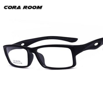 2017 new sports Non-slip Glasses Frame students Myopia eyeglasses prescription Glasses Frame men square degree clear glasses
