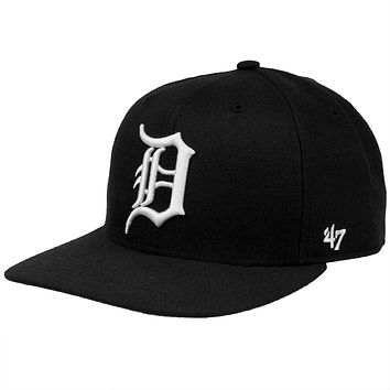 Detroit Tigers - Sure Shot Captain Snapback Cap