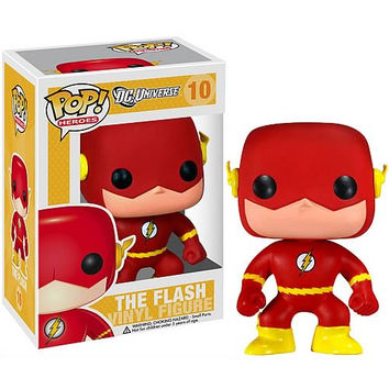 The Flash Pop Heroes Vinyl Figure