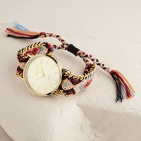 Woven Tribal Friendship Watch