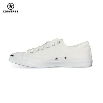 Original Converse Canvas smiling face style JACK PURCELL sneakers Spring summer man an