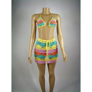 """""""Looking for sun"""" Festival Outfit"""