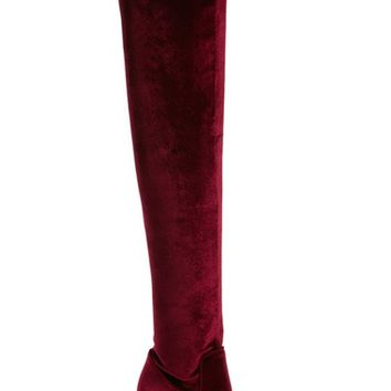 Jeffrey Campbell Perouze 2 Thigh High Stretch Boot (Women) | Nordstrom