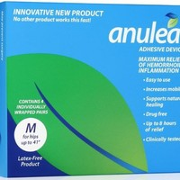 Anuleaf-med- External Hemorrhoid Treatment - Drug Free and FDA Compliant Product