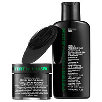 Sephora: Peter Thomas Roth : Moor Please! Irish Moor Mud 3-Piece Kit : skin-care-sets-travel-value
