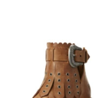 Ariat Boots Women's Hadley Cowgirl Ankle Boot- Parma Tan # 10027233